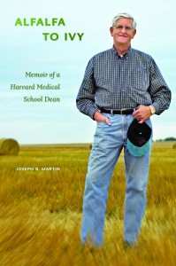 Martin, an Albertan turned Dean of Harvard Medical School, gives his perspective on academic politics and health care in Canada and the U.S. The human story of Martin's journey from humble origins to worldly esteem makes Alfalfa to Ivy a compelling read.