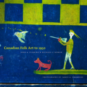 Immerse yourself in more than 425 previously unpublished colour photographs of Canada's disappearing traditional folk art. Canada's material heritage is presented through paintings and carvings, quilts and rugs, tables and trade signs—just to mention a few.